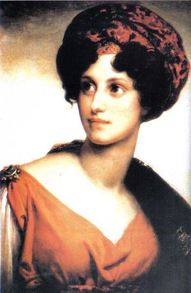 Dorota Zaháňská, také de Talleyrand.
