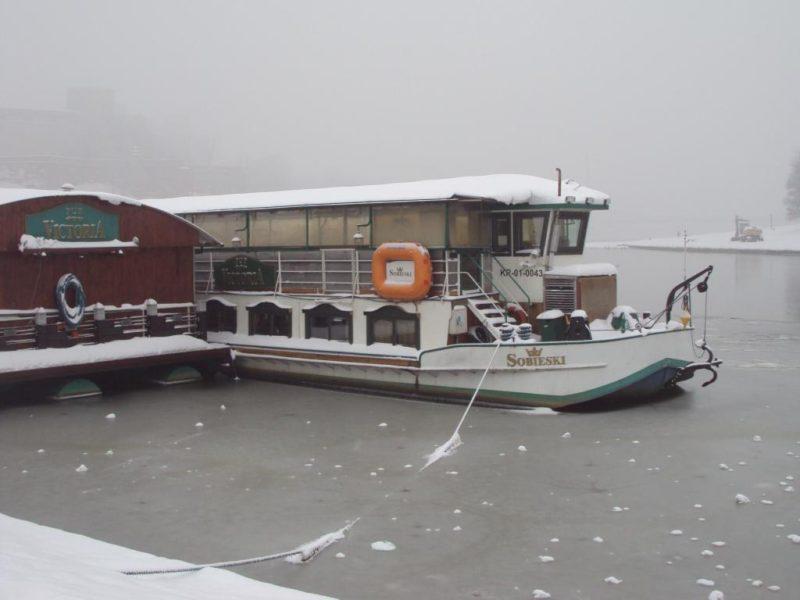 Sobieski zamrzl daleko od Vídně. Foto: Josef Mlejnek jr.