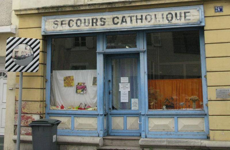 Francie katolicismus obchod