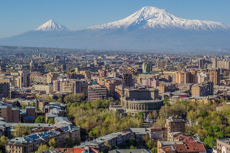 Arménské připojení
